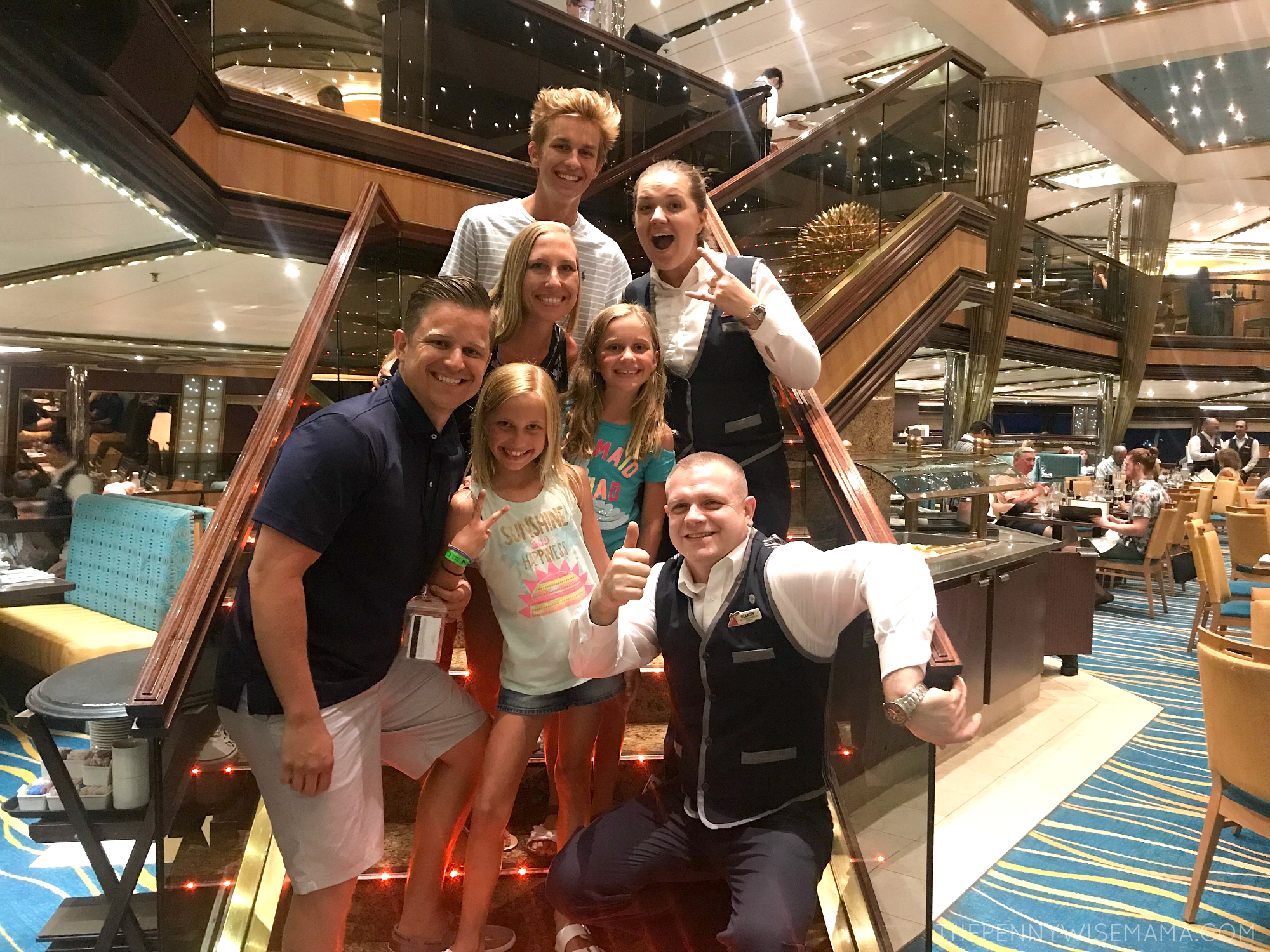 Carnival Cruise Line Has the Best Crew!