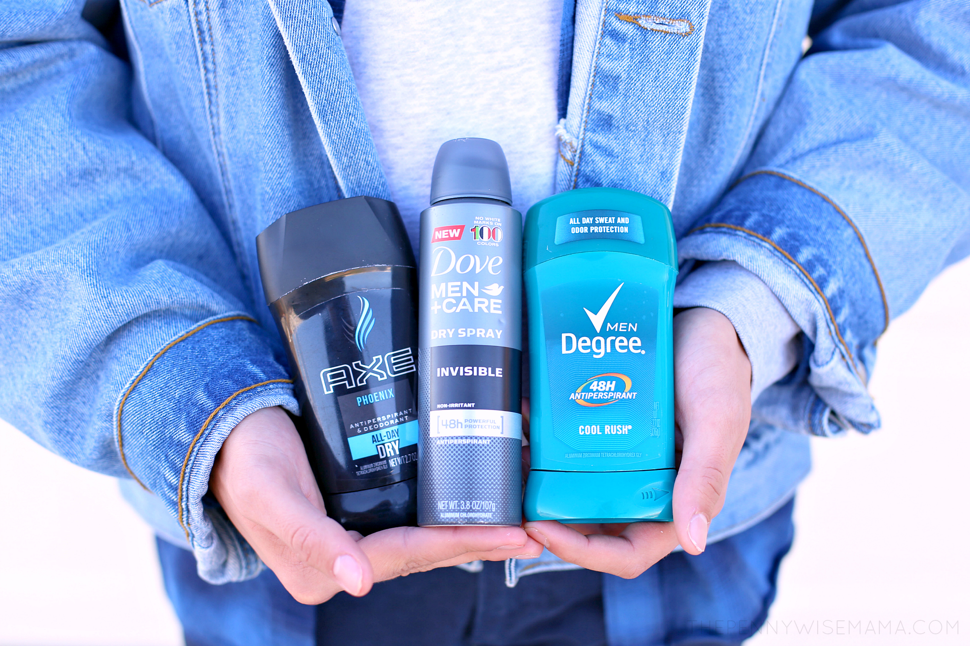 Unilever Coupon for Men's Grooming Products