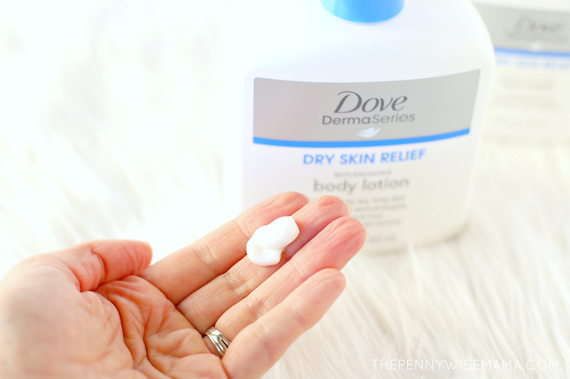 Dove DermaSeries Body Lotion