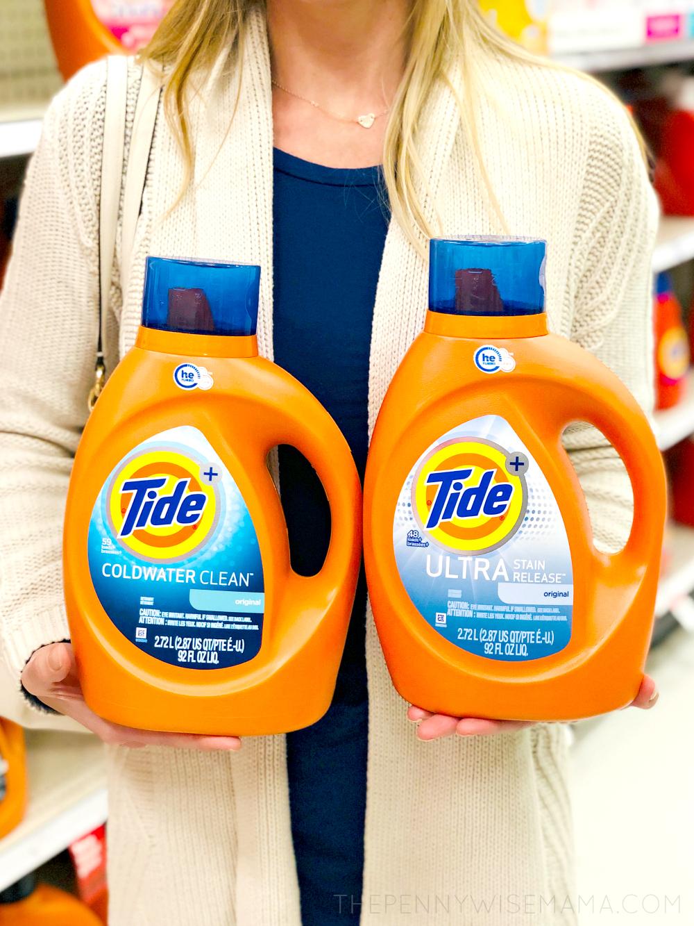 $3 off Tide PODS or Tide Liquid Detergent Coupon