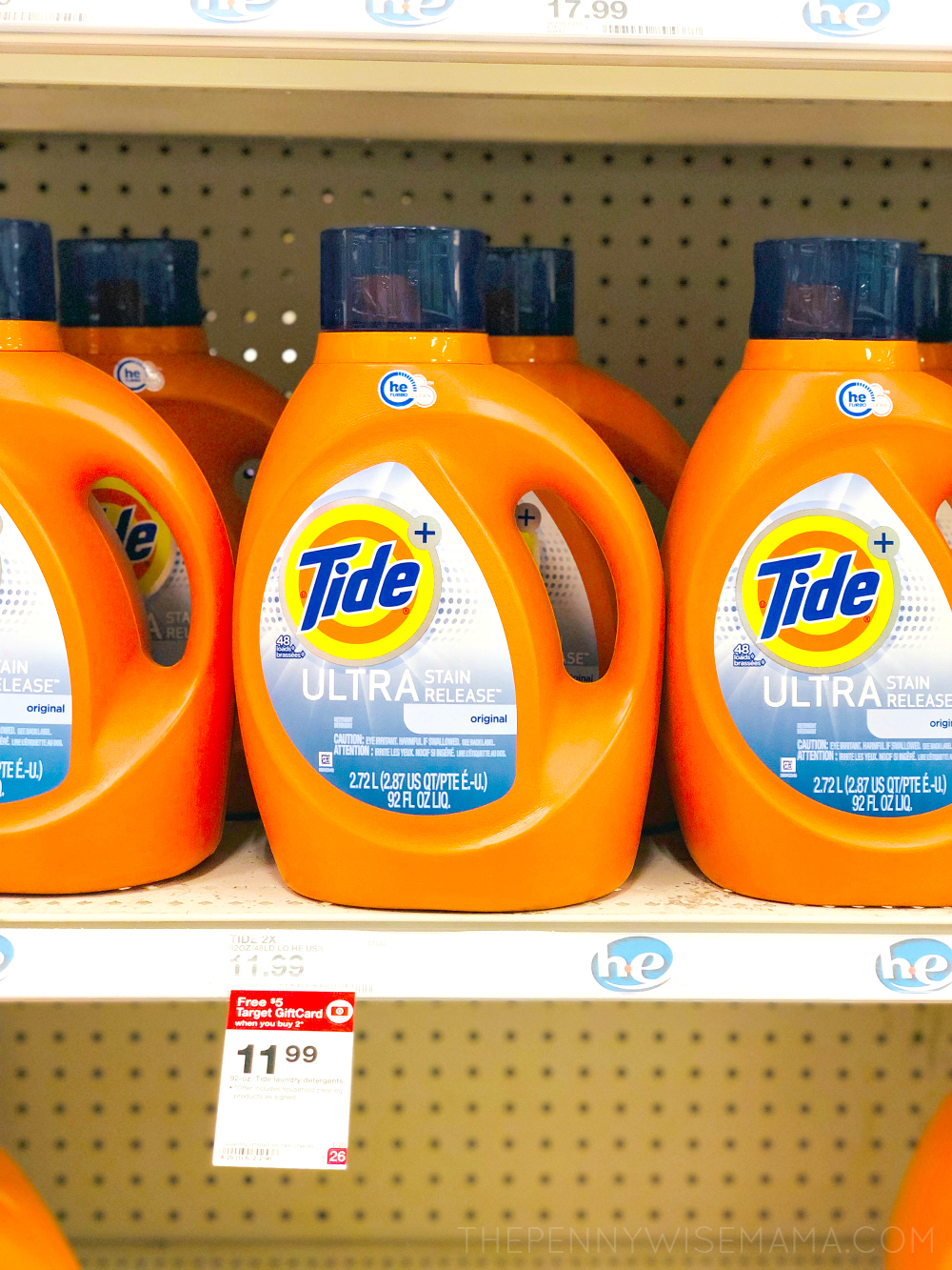 Tide Liquid Detergent Coupon - Save at Target