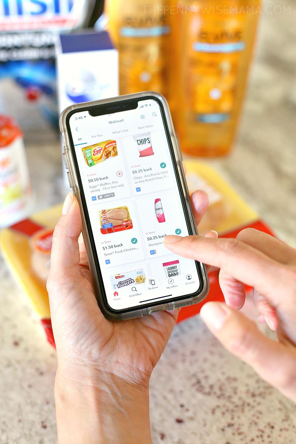 Save Money on Groceries with Ibotta