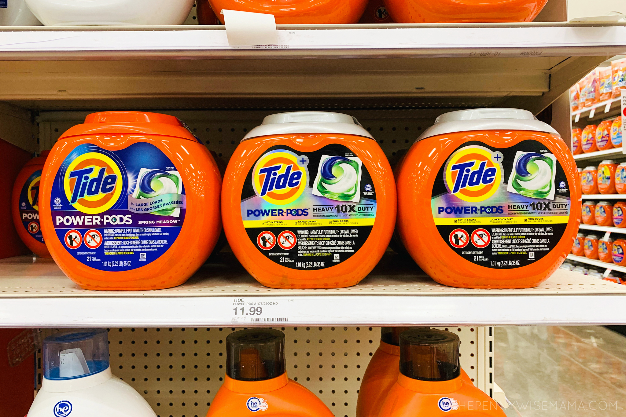 Tide Power PODS Coupon