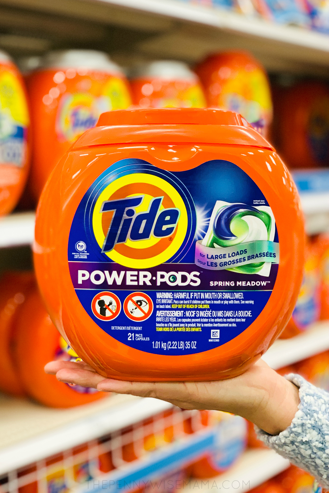 New Tide Power PODS Coupon