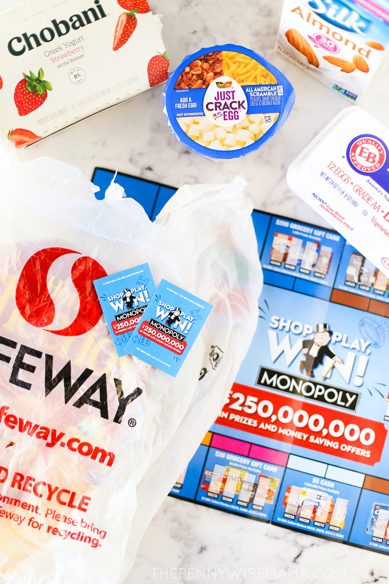 How to Play Shop, Play, Win Monopoly at Safeway