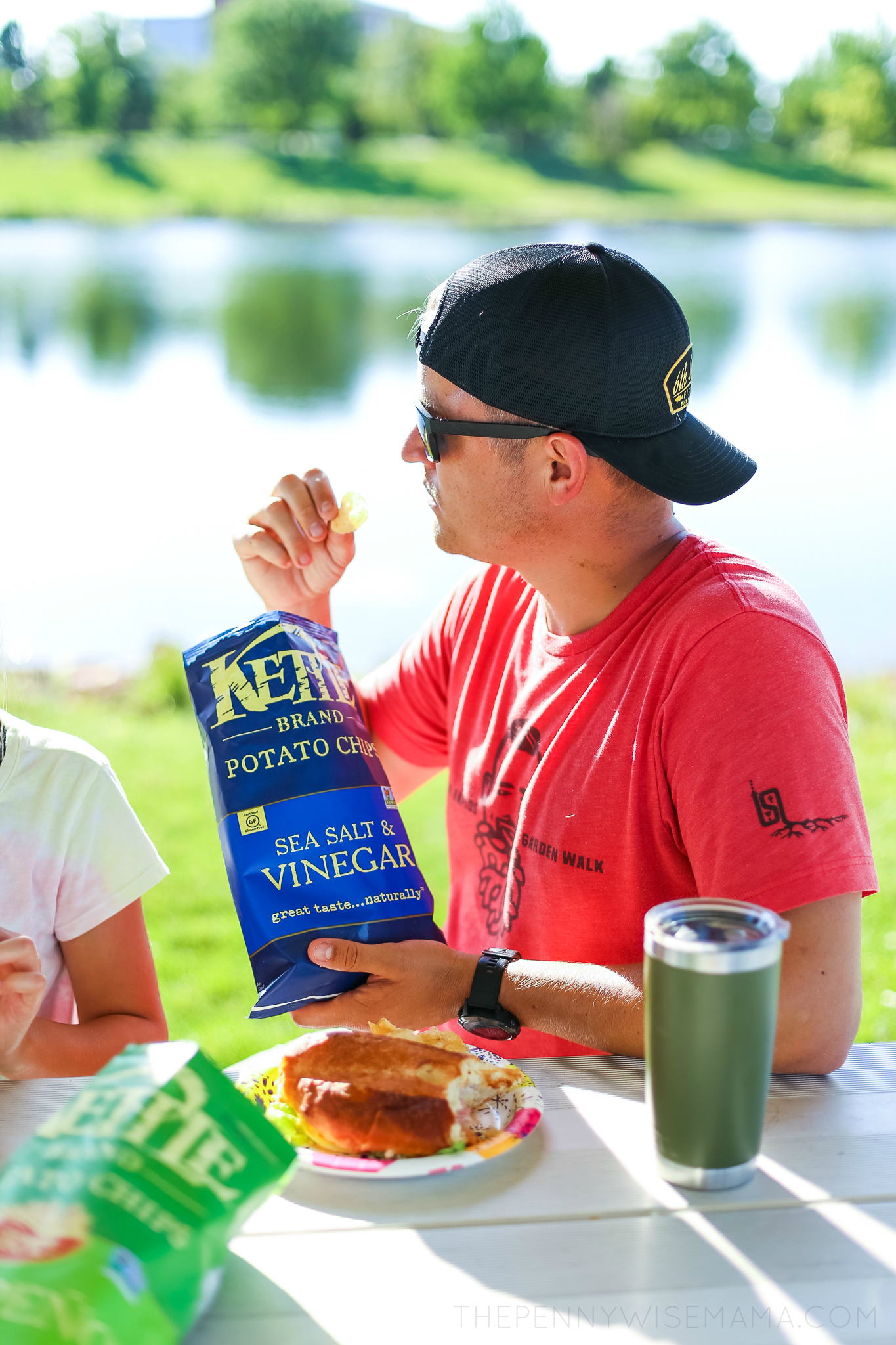 Family Fun with Kettle Chips