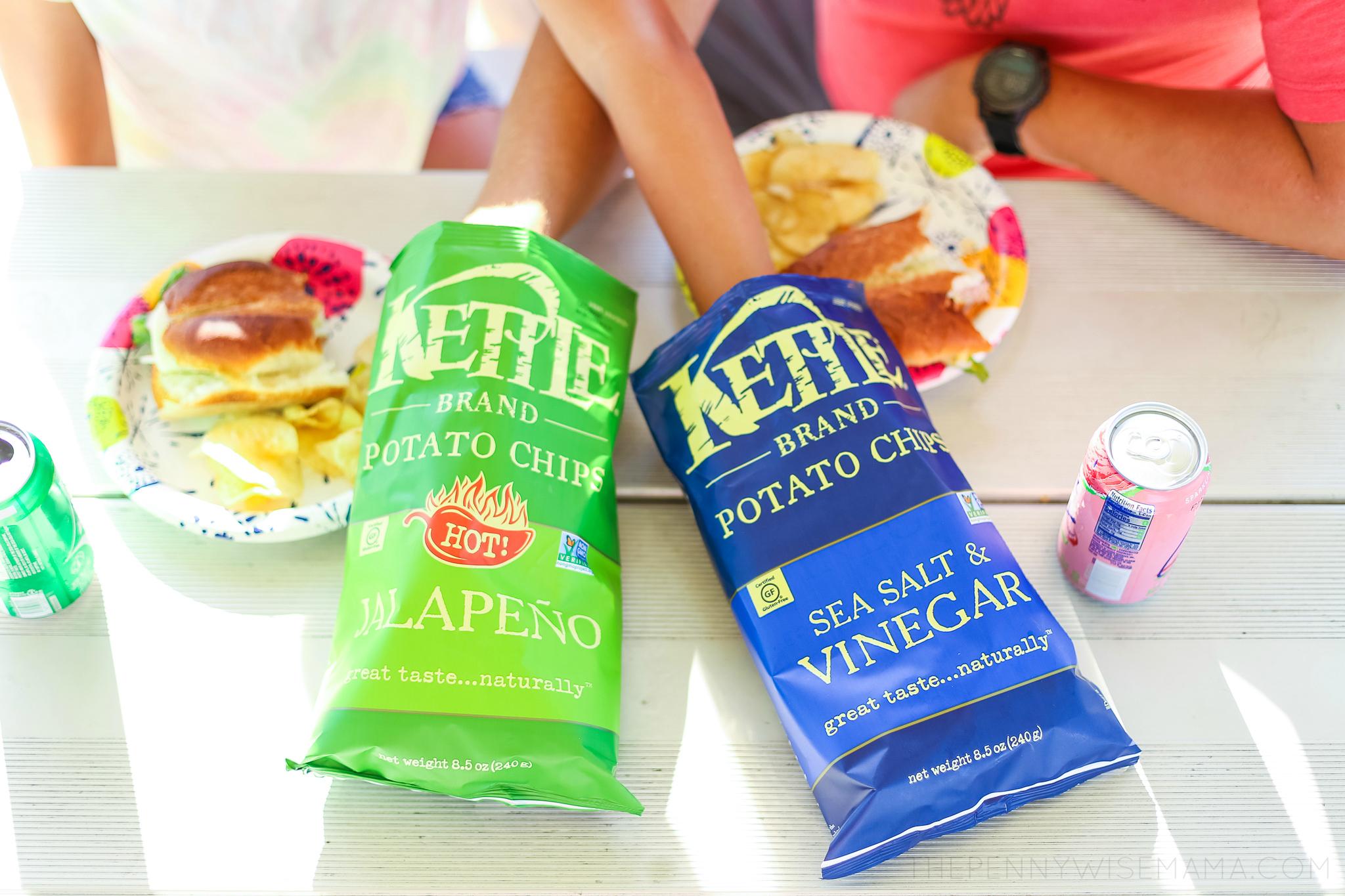 Kettle Chips Ibotta Offer